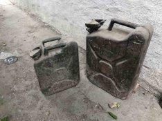 Marmon üzemanyag kanna 5 - 10 liter