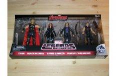 Marvel Legends 15 cm (6 inch) Avengers Age of Ultron (4-Pack) figura