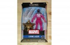 Marvel Legends 15 cm (6 inch) Living Laser figura / BAF nélkül