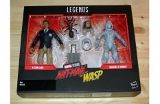 Marvel Legends 15 cm (6 inch) Luis & Ghost (Ant-Man & the Wasp) figura