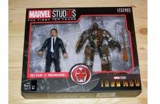Marvel Legends 15 cm (6 inch) Tony Stark & Iron Man MK I figura