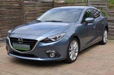 Mazda 3 Sport 2.0 Revolution Valós KM.Ülésfűtés...