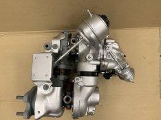 Mazda 3, CX5, 6 2.2 175LE Garrett 810356 810357 dupla turbó eladó