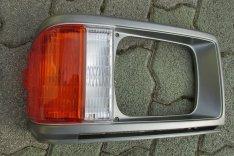 Mazda E2200 jobb első villogó és keret 1989-1998 között, platós