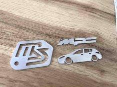 Mazda mps kulcstartó