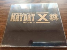 Members of Mayday: The Day X maxi cd