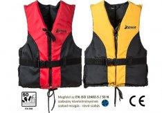 Mentőmellény úszás segítő Zephyr Wave 50N ISO CE minősítés vízi sport