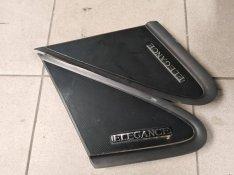 Mercedes A osztályú W168 jobb , bal tükör előtti háromszög