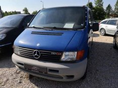 Mercedes-Benz Vito 110 CDI 638.094 (Automata) G...
