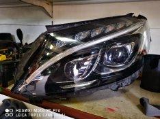 Mercedes Benz W205 C osztály bal első fényszóró