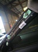 Mercedes Benz W221 S osztály facelift jobb oldali függöny légzsák