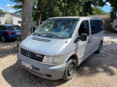 Mercedes Vito 638 cdi alktrészek eladók