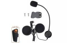 Merevszárú mikrofonos headset BT-S2 WT003 WT005 sisakbeszélőkhöz
