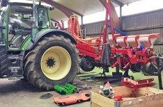 Mezőgazdasági gépszerelő/műhelyes, traktoros/gépkezelő