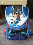 Mickey focis iskolatáska, hátitáska