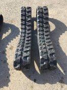 Minikotró Gumilánc Gumiheveder Gumilánctalp JCB 8014 - 8016 230x96x31