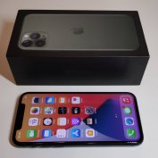 Mint az új - független iphone 11 Pro - Apple garancia - éjzöld