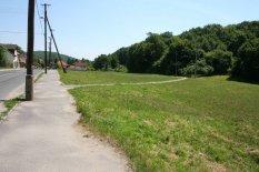 Miskolc Pereces fő utcáján építési telkek eladók, megosztható