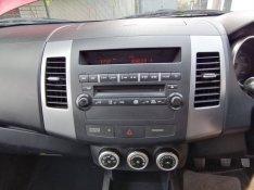 Mitsubishi Outlander gyári cd, kijelző, fedélzeti, fűtéskapcsoló eladó