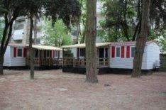 Mobilház Olaszországban tengerparti kempingben kiadó