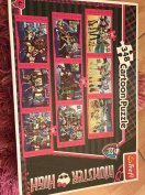 Monster High 348 db-os puzzle