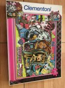 Monster High 500 db-os puzzle