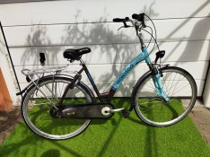 Montego uniszex márkás Holland kerékpár eladó