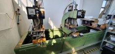 Műanyag ajtó és ablak gyártó gépsor