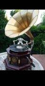 Működőképes  gramofon