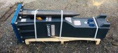 Mustang / Hammer HM1000 Bontókalapács törőfej CAT JCB Volvo Komatsu