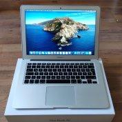 Nagyon szép - magyar Macbook Air 13