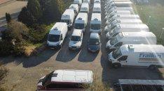 Nemztetközi furgonsofőr,akár pályakezdő (nemzetköziben)