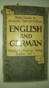 New guide to modern conversation in English and German (angol és német