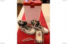 Nike Air Pressure 42.5 Eredeti Dobozos Jordan Új Travis Scott Supreme