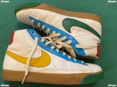 Nike Blazer 42.5 Eredeti USA Új Bőr Max Jordan Dunk Vintage Vandal