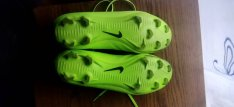 Nike mercurial 42-es méretben.
