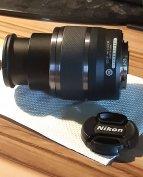 Nikon 1 teleobjektiv