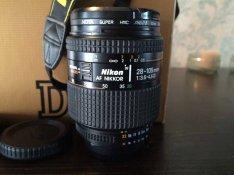Nikon D610 Teljes képkockás digitális tükörreflexes