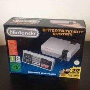 Nintendo Classic Mini (NES) Új! Saját dobozában! Legjobb ár!
