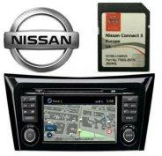 Nissan Navigáció Connect 3