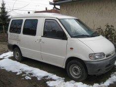 Nissan Vanette Cargo 2.3d bontott alkatrészei olcsón eladók