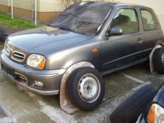 Nissan micra 1.0 bontott alkatrészei eladók!!!
