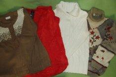 Női pulóverek, kardigánok 44-46-os