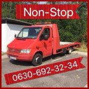 Non-Stop Autómentés, 1. Kép