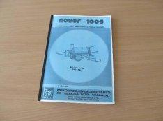 Novor 1005 permezető kezelési utasítása