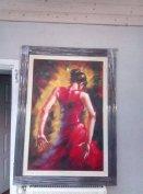 Olaj festmény eladó