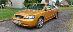 Opel Astra G Coupe 1.8 16V Bertone.2év műszaki....