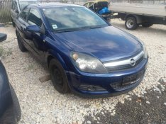 Opel Astra H gtc kék bontott alkatrészek