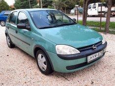 Opel Corsa C 1.0 12V Club Friss vizsga