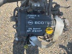 Opel Corsa C 1.0 motor Z10Xep kódú